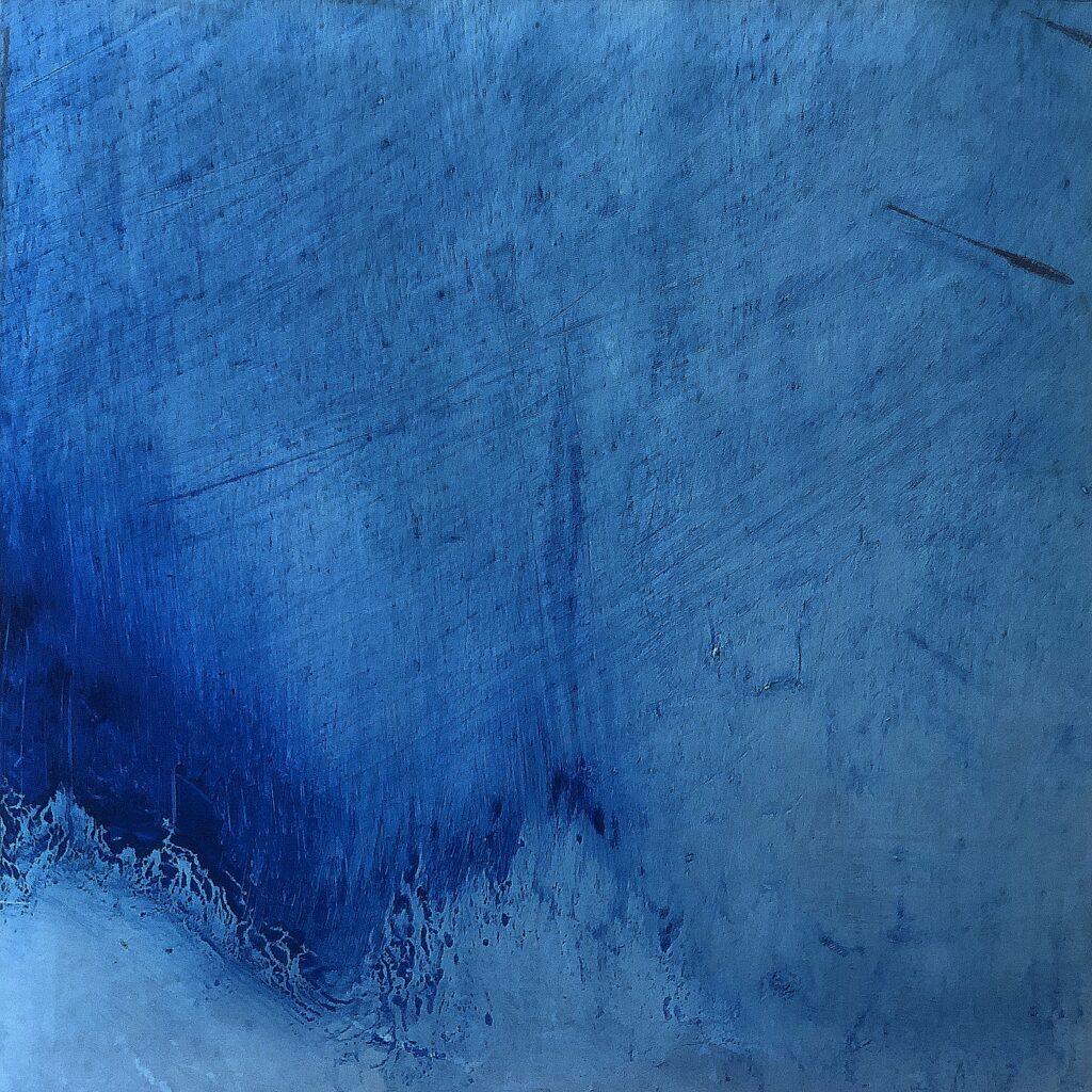 cobalt blue, ultramarine, translucent, duralar, arctic, ice
